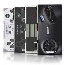 STUFF4 Phone Case/Cover for Sony Xperia S/LT26i /Games Console