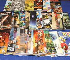 Sony PlayStation 2 Game User Manuals - M - Z Titles