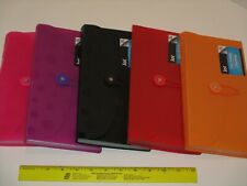 Coupon Organizer 6 Pockets w/ID Tabs - Face Painters, Stencils, Recipes Grocery