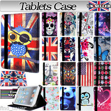 """Universal Pelle Stand Cover Custodia per 7 """" 8"""" 9 """" 10"""" 10.1 Android Tablet PC"""