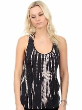 Volcom Vintage Black Trailhead Womens Tank Top