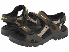 Ecco Mens Offroad Yucatan Comfort Slip-On Strap Walking Sports Outdoors Sandals