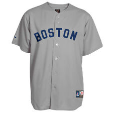 NWT Boston Red Sox Majestic Big & Tall Cooperstown Mens Replica Jersey