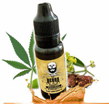 The Beard & The Wonderful, Conditioning Beard Oil 1/2 Oz Bottle (15ml) Low Scent