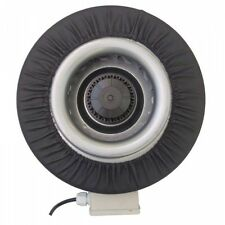 "StealthGRO 4"" 6"" 8"" inch INLINE DUCT FAN blower High CFM cool vent exhaust"