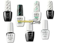 OPI GelColor Soak Off Gel Nail Polish 15ml/0.5fl.Oz: BASE / TOP / MATTE TOP COAT