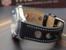 QUALITY LEATHER STRAP BAND WATCHBAND  TO FIT TAG  HEUER 2000 MODELS