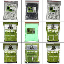 BB Pellets: *ULTRA GRADE* Kingdom Airsoft® BB Gun Pellets (airsoft bbs/ammo 6mm)