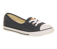 Converse Dance Lace NAVY CROCHET EXCLUSIVE Trainers Shoes