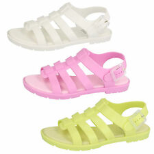 Wholesale Ladies Jelly Sandals 18 Pairs Sizes 3-8 F0837