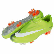 NIKE CR7 MERCURIAL VAPOR VI FG BRIGHT CACTUS FIRM GROUND SOCCER SHOES US SIZES