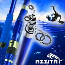 4' 5' 7' 11' 14' Surf Fishing Rod Reel Freshwater and Saltwater Rods Combo new