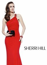 SALE!!! REDUCED PRICE!  SHERRI HILL 1602 FORMAL PROM COCKTAIL DRESS