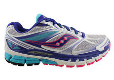 SAUCONY GUIDE 8 WOMENS PREMIUM CUSHIONED RUNNING SHOES/SNEAKERS/TRAINERS/SPORTS