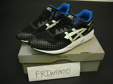 ASICS GEL SAGA  BLACK/GLOW IN THE DARK H4A0N.9007