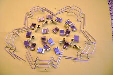 GREENHOUSE  W  and Z GLAZING  CLIPS  CHOOSE FROM 20 to 500  OF EACH FREE POST