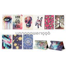 Painted Pattern Leather Case Cover For Apple iPad mini 3/2/1 iPad Air 1/2 2/3/4