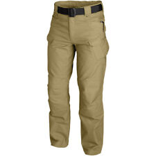 Helikon Utp Tactical Combat Mens Trousers Police Security Cargo Pants Coyote Tan