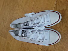 WHITE Converses!! Most sizes