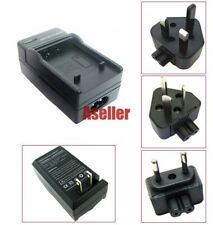 Battery Charger For Panasonic Lumix DMC-FH27 DMC-FH25 DMC-FH24 DMC-FH8 DMC-FP5