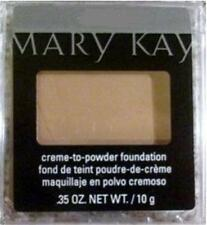 3 Mary Kay Cream CREME-TO-POWDER Foundation + 2 Sponge CHOOSE COLOR Discontinued