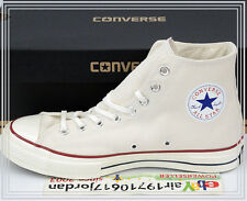 2015 Converse Unisex Chuck Taylor All Star 07 Hi Cream White 144755C US 4.5~10