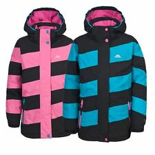 Trespass Lashes Girls Waterproof Waterproof Winter Ski Snow Coat Jacket