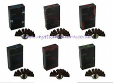 Stamford Black Incense Cones ~ Choice of Fragrance ~ 12 Cones & Holder