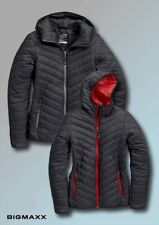 KORSAR Crossover Ladies hooded Quilted Jacket Weather in 2 Colours Size XS-5XL