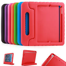 Kids Shockproof Handle Foam Silicone Stand Case Cover Shell for Various Tablet