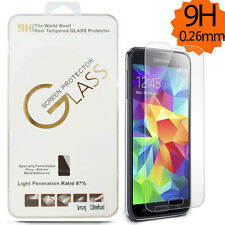 New 9H Premium Tempered Screen Protector For Samsung Galaxy S3/4/5/6 Note 2/3/4