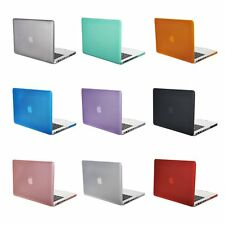 "New Rubberized Hard Case Cover Plastic  For Macbook Pro 13'' /15"" A1278 A1286"