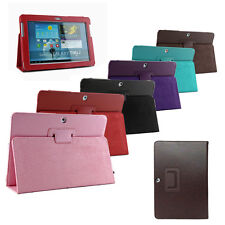 Leather Case Stand For Samsung Galaxy Tab 2 10.1 P5100 P5110 P5113 Applied