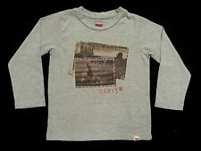 Brand New Without Tag BNWOT Authentic Levis Boys Funky TShirt Sz 4, 5, 6