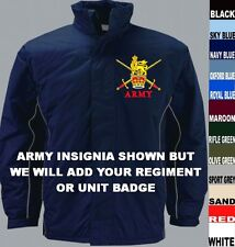 7SNB £25 OFF ARMY WATERPROOF WINDRPOOF THERMAL COLD WEATHER SOFTY JACKET