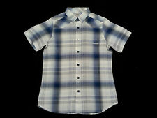 Brand New W/O Tag BNWOT Quiksilver Mens Slim Fit Surf Casual Shirt Sz S,M