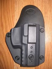 H&K IWB small print Kydex/Leather Hybrid Holster with adjustable retention