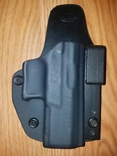 Sig Sauer AIWB Kydex/Leather Hybrid Holster small print adjustable retention