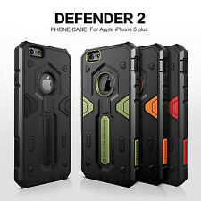 NILLKIN Defender 2nd Gen TPU+PC Army Military Tactic Case for iPhone 6 Plus 5.5""
