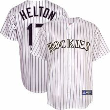 2013 Todd Helton Colorado Rockies Home (White) Official MLB Jersey Men's