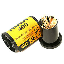 Film Roll Canister Household Toothpick Holder Box
