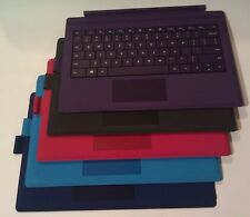 Microsoft Surface Pro 3 / 4 Type Cover Keyboard with Backlighting with pen loop