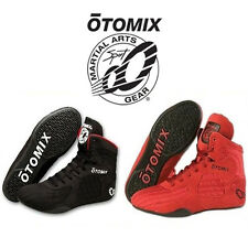 Mens Otomix Stingray High Top Bodybuilding Gym MMA Wrestling Boxing Shoes