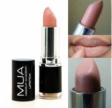 MUA MAKEUP Academy Lipstick NUDE BARE Naked NEW AND SEALED