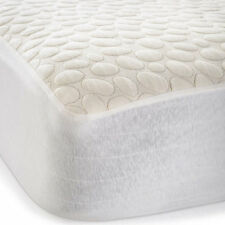 Pebbletex Organic Cotton Quilted Waterproof Mattress Protector