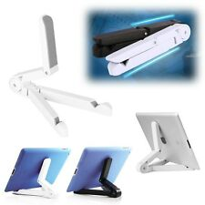 Fold-up Stand Holder Bracket Mount for Apple iPad Air Mini Kindle Android Tablet