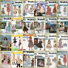 OOP Daisy Kingdom Simplicity Sewing Pattern Child Toddler Girls Sizes You Pick