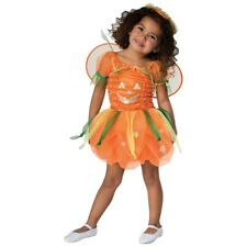Pumpkin Pie Fairy Costume with Wings Toddler Infant Baby Girls Halloween