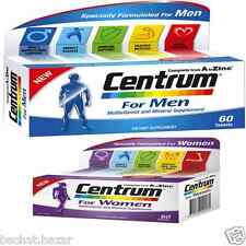New Multi Vitamin and Minerals Centrum Tablets For Everyone Centrum Advance
