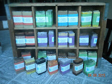 High Quality Organic Premium Handmade Soap with Olive Oil, Shea Butter GMO FREE